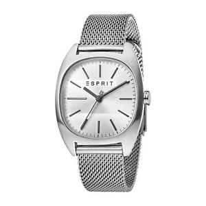 【送料無料】腕時計 ウォッチサービスメンズインフィニティステンレススチールウィットneues angebotesprit es1g038m0065 mens infinity stainless steel wristwatch
