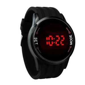 【送料無料】腕時計 ウォッチファッションメンズカジュアルウォッチデジタルタッチaimecor 2018 fashion waterproof mens digital casual watch led touch screen d