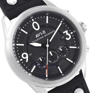 腕時計 ウォッチランカスターアルavi8 lancaster bomber av402403 orologio crono uomo al quarzo