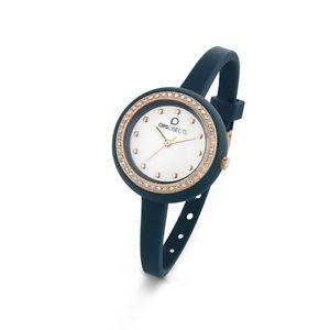 【送料無料】腕時計 ウォッチボンボンブルヌオーヴォops orologio bon bon donna blu opspw423 cristalli nuovo garanzia ufficiale