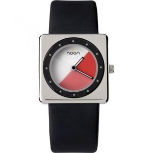 【送料無料】腕時計 ウォッチコペンハーゲンレディースデザインコレクションブラックウォッチレッドnoon copenhagen damenuhr design kollektion schwarzrot 32002
