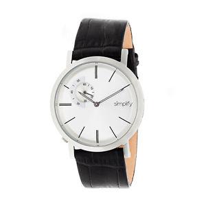 【送料無料】腕時計 ウォッチメンズシルバーストラップ