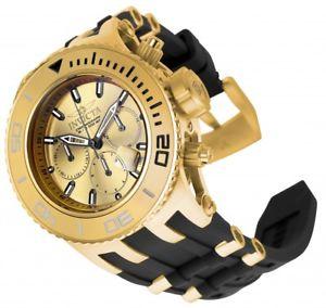 【送料無料】腕時計 ウォッチメンズダイバークロノグラフシリコンストラップウォッチ mens invicta 22365 subaqua diver chronograph silicone strap watch