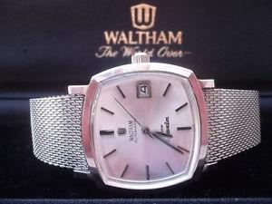 【送料無料】腕時計 ウォッチウォルサムマキシムwaltham maxim automatic vintage bellissimo