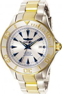 【送料無料】腕時計 ウォッチメンズシグネチャメートルトーンステンレススチールinvicta mens signature automatic 200m two tone stainless steel watch 7036