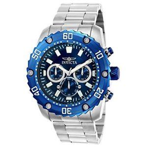 【送料無料】腕時計 ウォッチメンズプロダイバーステンレススチールクロノグラフウォッチinvicta mens pro diver 22517 stainless steel chronograph watch