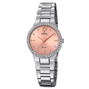 【送料無料】腕時計 ウォッチドナソロテンポfestina orologio donna solo tempo referenza f202403