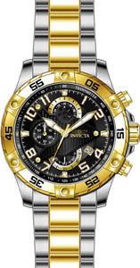 【送料無料】腕時計 ウォッチメンズラリークォーツクロノメートルトーンステンレススチールinvicta mens s1 rally quartz chrono 100m two tone stainless steel watch 26100
