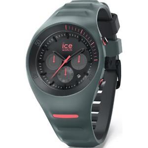 【送料無料】腕時計 ウォッチorologio uomo ice watch leclercq ic014947 chrono silicone grigio nero 100mt