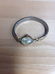 【送料無料】腕時計 ウォッチビンテージウォルサムレディースvintage waltham 17 jewels ladies wristwatch windup wrist watch wind up works