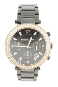 【送料無料】腕時計 ウォッチミハエルローズゴールドレディースアナログパーカーウォッチ