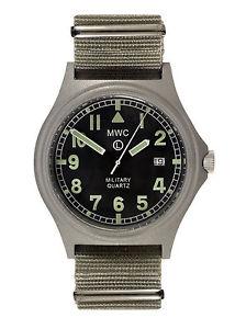 【送料無料】腕時計 ウォッチクオーツウォッチバッテリーハッチルミノバストラップmwc g10bh 50m quartz military watch battery hatch luminova strap opts