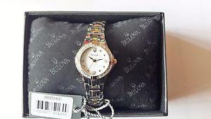 【送料無料】腕時計 ウォッチレディースwomens bulova watch 98r166