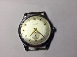 【送料無料】腕時計 ウォッチビンテージスイスorologio vintage aris watch  swiss made 15 jewels da revisionare to be restored