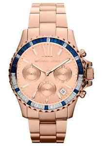 【送料無料】腕時計 ウォッチミハエルローズゴールドエベレストウォッチ michael kors mk5755 rose gold everest watch 2 year warranty