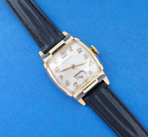 【送料無料】腕時計 ウォッチ*serviced* mens wittnauerby longines 40s ** majestic gothic excellent case