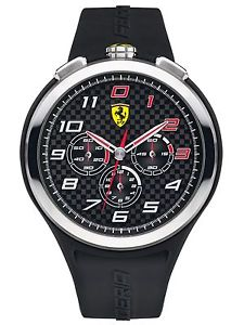 【送料無料】腕時計 ウォッチスクーデリアフェラーリクロノグラフレディウォッチ scuderia ferrari 0830100 ready set go chronograph watch 2 years warranty