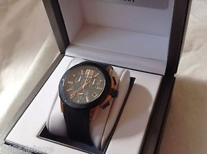 【送料無料】腕時計 ウォッチメンズロータリークロノゴールドストーンハンドメイドリミテッドエディションウォッチmens ramp;co suisse by rotary chrono date gold tone hand made ltd edition watch
