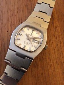 【送料無料】腕時計 ウォッチビンテージオートクロノスポーツウォッチvintage automatic chronosport watch
