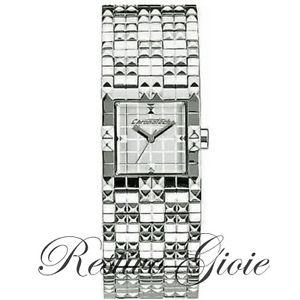 【送料無料】腕時計 ウォッチオロロジオメートルドナクロノテックorologio donna chronotech in acciaio ct7163ls05m
