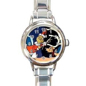 【送料無料】腕時計 ウォッチクリスマスthe grinch who stole christmas amp; max the dog charm watch