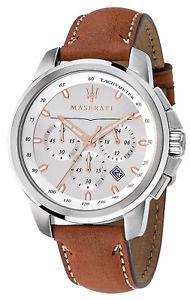 【送料無料】腕時計 ウォッチマセラティマセラティエッソユーザークロノグラフメンズウォッチクロノmaserati successo chronograph herrenuhr chrono r8871621005