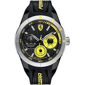 腕時計 ウォッチフェラーリスクーデリアフェラーリイタリアferrari  scuderia ferrari reret   fer0830257  garanzia italia ufficiale