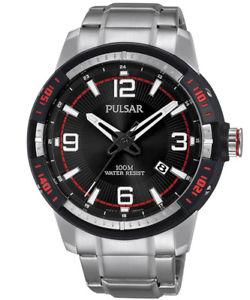 【送料無料】腕時計 ウォッチパルサースポーツメンズ×pulsar sport herrenuhr ps9475x1