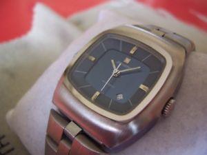 【送料無料】腕時計 ウォッチビンテージサーフレディウォッチoriginale orologio automatico vintage zenith surf 485 eta 2671 lady watch