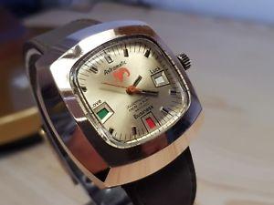 【送料無料】腕時計 ウォッチビンテージアストロマチックvery rare vintage astromatic automatic watch in nos condition