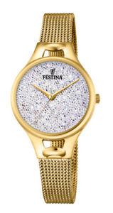 【送料無料】腕時計 ウォッチレディースfestina f203321 damen uhr mademoiselle mit swarovski kristallen neu