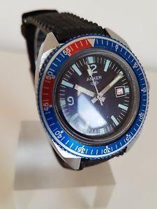 【送料無料】腕時計 ウォッチビンテージアンカーダイバーダイバータイvintage anker diver 70ties taucheruhr