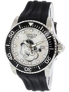 【送料無料】腕時計 ウォッチメンズキャターコレクショントーンシリコーンダイビングウォッチinvicta mens character collection 24474 twotone silicone diving watch