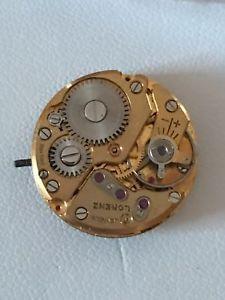 【送料無料】腕時計 ウォッチビンテージmovimento fhf 63  quadrante lorenz vintage