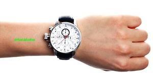 【送料無料】腕時計 ウォッチメンズクロノグラフストラップinvicta mens i force lefty quartz chronograph cloth strap luxury watch