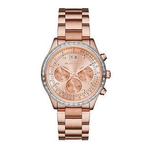 【送料無料】腕時計 ウォッチミハエルクロノグラフゴールドローズ michael kors mk6204 rose gold brinkley chronograph watch 2 year warranty