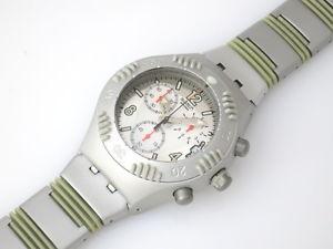 腕時計 ウォッチスキューバクロノcherguy  irony scuba 200 chrono  ybs4001ag  neu und ungetragen