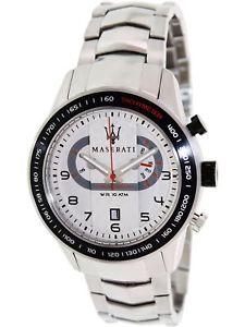 【送料無料】腕時計 ウォッチマセラティマセラティメンズファッションステンレススチールコルサmaserati mens corsa r8873610001 silver stainlesssteel fashion watch
