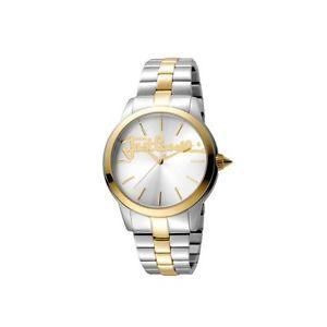 【送料無料】腕時計 ウォッチビコロゴorologio donna bicolore just cavalli artjc1l006m0125 collezione logo