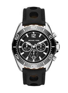 【送料無料】腕時計 ウォッチミハエルウィンドワードメンズブラックシリコンストラップウォッチ
