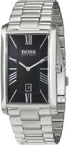 【送料無料】腕時計 ウォッチヒューゴボスアドミラルステンレススチールリンクウォッチwomens hugo boss admiral stainless steel link date display watch 1513439