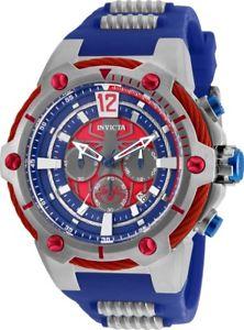 【送料無料】腕時計 ウォッチメンズスパイダーマンクロノグラフクオーツウォッチinvicta 25989 mens marvel spiderman chronograph quartz watch