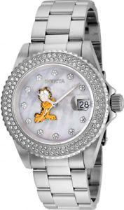 【送料無料】腕時計 ウォッチガーフィールドブレスレット womens invicta 24868 garfield character collection angel bracelet watch