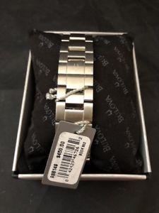 腕時計 ウォッチステンレススチールクロノグラフメンズカジュアルウォッチアナログ bulova 98b149 chronograph men's casual watch stainless steel analogdate