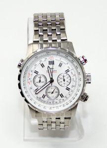 【送料無料】腕時計 ウォッチロータリーメンズクロノグラフスイスホワイトアクアウォッチスピードauthentic rotary mens chronograph aquaspeed swiss made watch white gb0017506s