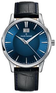 【送料無料】腕時計 ウォッチクロードベルナールclaude bernard sophisticated classics big date 63003 3 buin