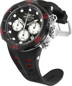 【送料無料】腕時計 ウォッチメンズコブロノグラフブラックラバーストラップウォッチ
