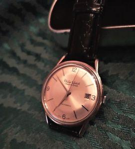 送料無料 腕時計 automatico philip watch chaux de fonds 21 rubini acciaio  ウォッチフィリップルビーニウォッチorologio-男女兼用腕時計 871f814477a