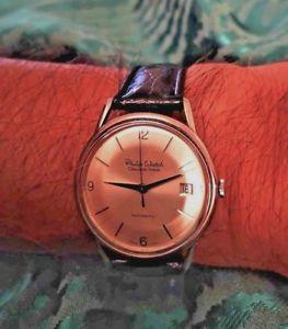orologio automatico philip watch chaux de fonds 21 rubini acciaioフィリップルビーニウォッチ。   送料無料 腕時計 ... a8aaef78928