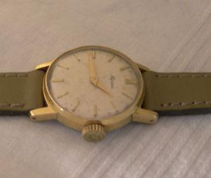【送料無料】腕時計 ウォッチアンティークキャリバーアルピナレディーススイスantike alpina kaliber 459 r damen handaufzug uhr um 1960 schweiz